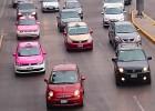 Tres escoltas disparan a un hombre por una riña de tráfico en México