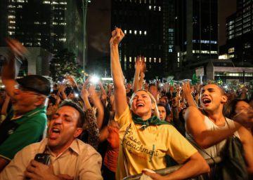 Protestas en Brasil al divulgarse una conversación entre Rousseff y Lula