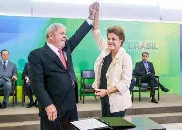 El ministerio del tiempo, de Lula