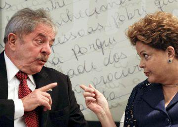 Lula da Silva toma posesión como ministro entre protestas