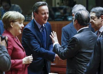 Rajoy asegura estar defendiendo en Bruselas el mandato del Parlamento