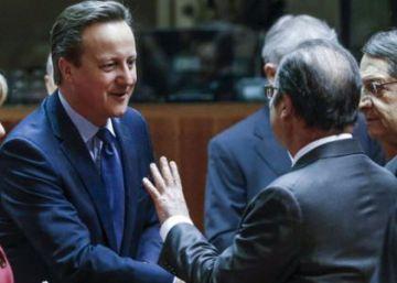 Los líderes europeos y Turquía acuerdan la expulsión de refugiados