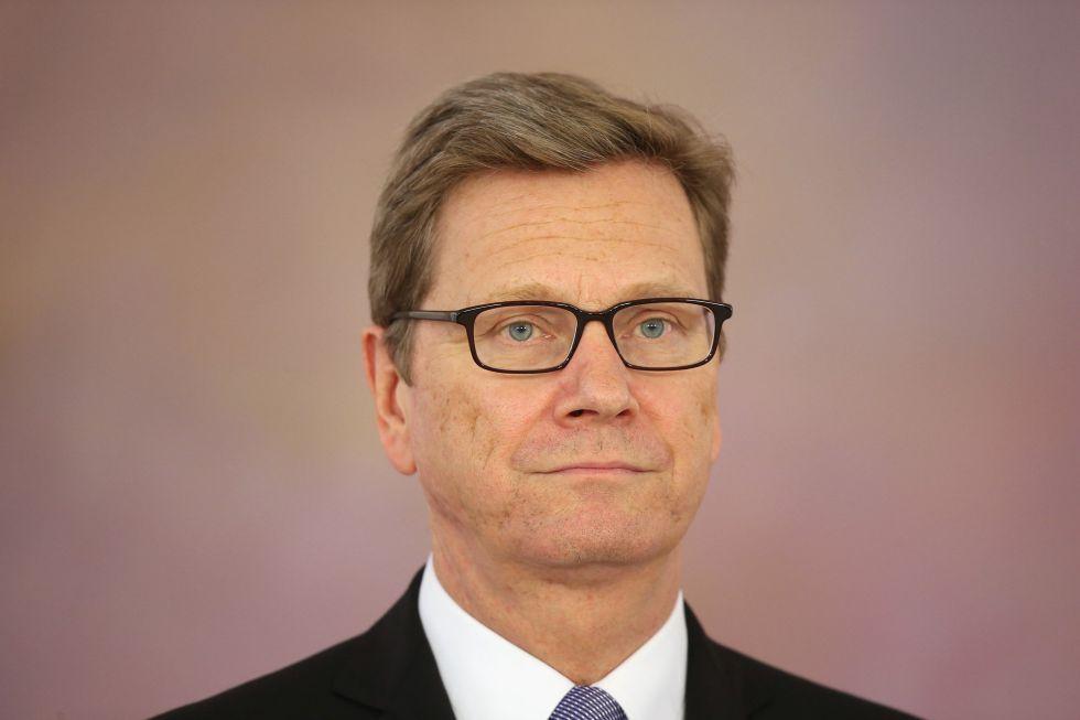 El exministro de Exteriores alemán Guido Westerwelle, en una foto de 2013.