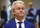 El líder xenófobo Wilders dice que solo tiene ya la libertad de expresión