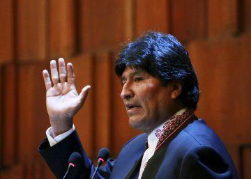 El Gobierno dice que Evo Morales no tuvo un hijo con Zapata