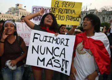 """El jurado electoral estudia el """"difícil"""" caso de Fujimori"""