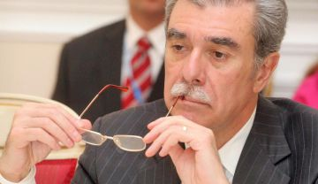 Carlos Gutiérrez, en una imagen de archivo