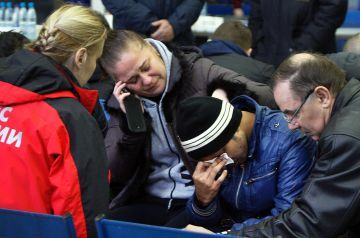 62 muertos en un accidente de avión en el sur de Rusia
