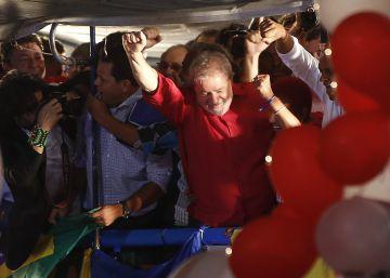 """El Supremo acusa a Rousseff de emitir """"un salvoconducto"""" para Lula"""