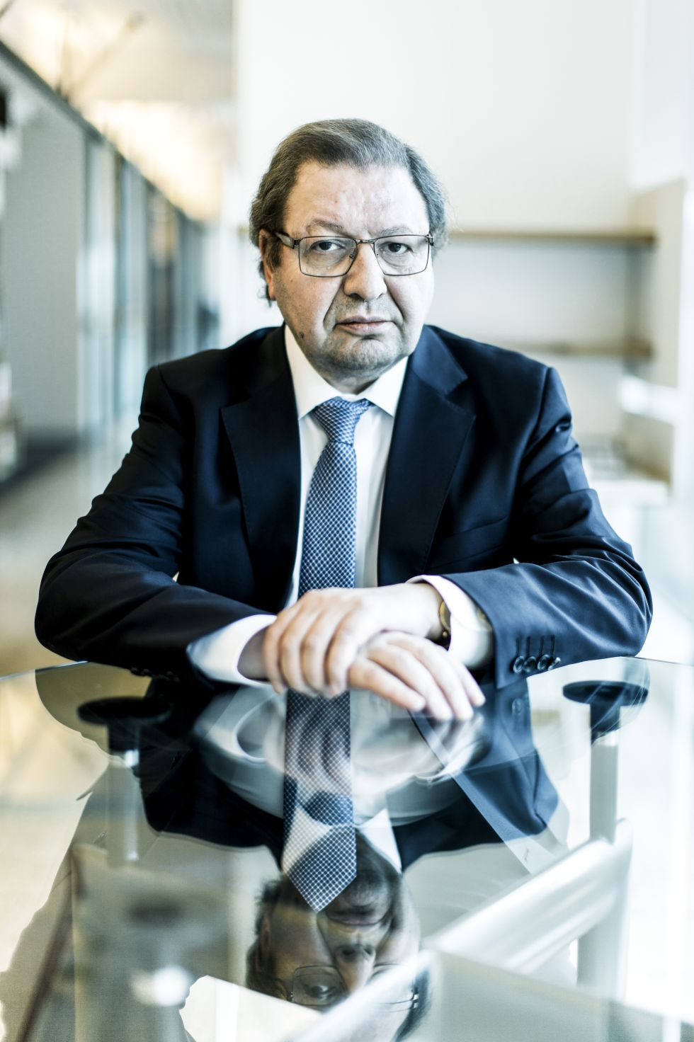 Ascanio Cavallo, coordinador chileno por la demanda marítima.