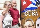 """""""Si gana Trump, me voy a Cuba"""""""