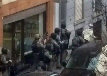 """Salah Abdeslam estaba planeando """"algo en Bruselas"""""""