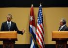 Obama y Castro buscan avances pese al desacuerdo en derechos humanos