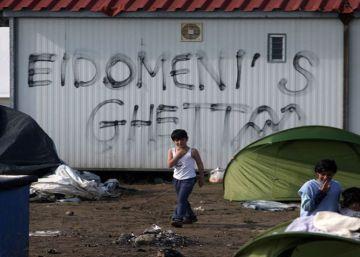 Grecia creará 15 nuevos centros para acoger a los refugiados