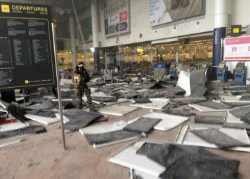 Atentado en Bruselas: una treintena de muertos en el aeropuerto y el metro