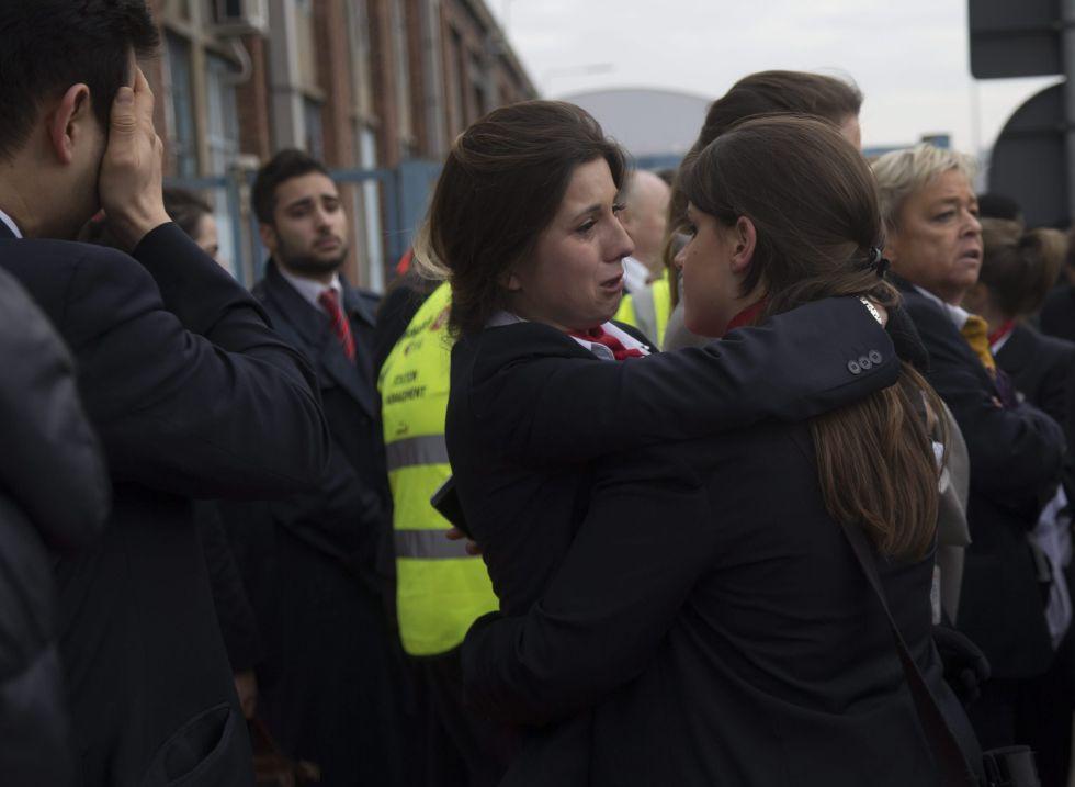 Atentado terrorista em Bruxelas, Bélgica