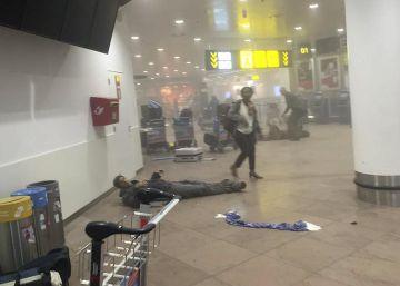 Atentado en Bruselas: decenas de muertos en el aeropuerto y el metro