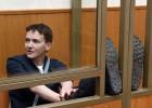 La Justicia rusa condena a 22 años de cárcel a la aviadora Sávchenko