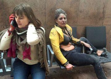 El ISIS ataca Bruselas: más de 30 muertos en el aeropuerto y el metro