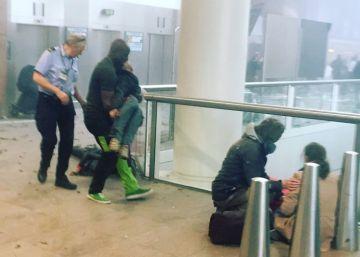 Atentados en Bruselas: más de 30 muertos en el aeropuerto y el metro