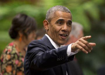 Obama pide a Castro que haya democracia y libertad en Cuba