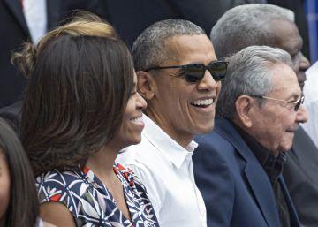 """Obama: """"Creo en el pueblo cubano"""""""
