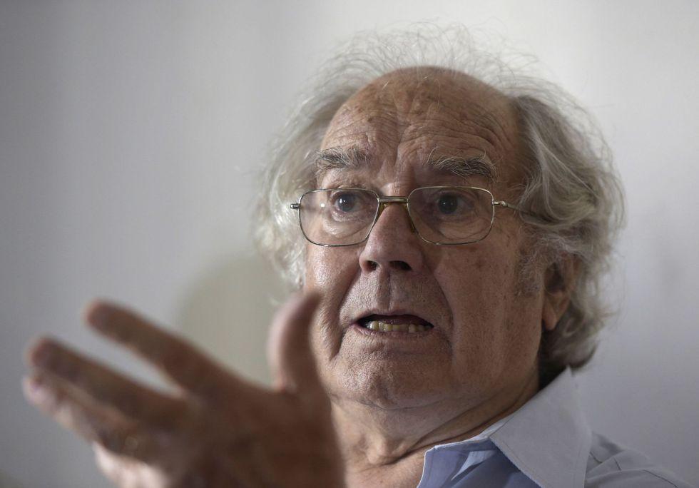 Pérez Esquivel recibió el premio Nobel en 1980,