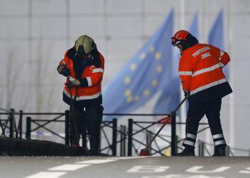 La policía detiene a un sospechoso vinculado con los atentados de Bruselas