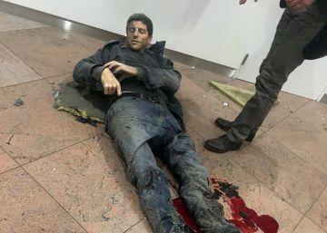 Los atentados de Bruselas, en imágenes