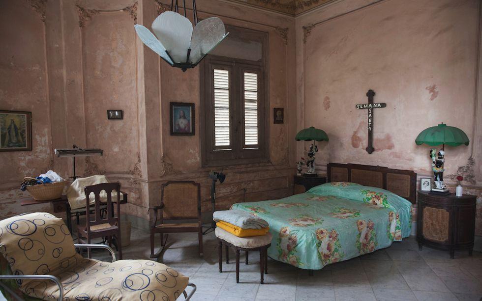 Residencia en el centro de La Habana.