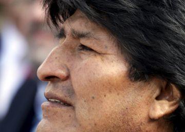 Evo Morales reclama a Chile una salida marítima para Bolivia