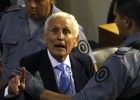 Argentina vuelve a condenar al represor Miguel Etchecolatz