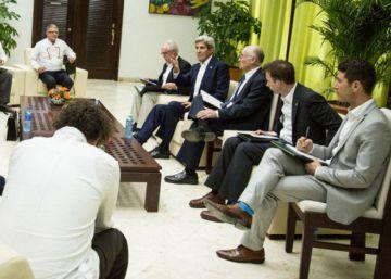 Kerry insta al Gobierno de Colombia y a las FARC a llegar a un acuerdo final de paz