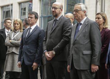 Juncker acusa a los Gobiernos de pasividad ante el terrorismo