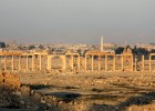 El Ejército sirio se posiciona a las puertas de Palmira