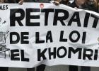 El gobierno francés aprueba su reforma laboral entre protestas