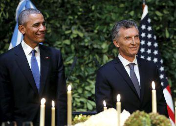 Obama consagra a Macri como aliado privilegiado de EE UU en América Latina