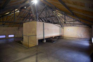 La Capuchita, un sitio de castigo para los detenidos. El lugar puede visitarse de miércoles a domingo de 12 a 17 horas.