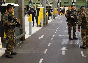 Francia refuerza la seguridad