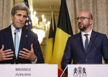 Bélgica anuncia el envío de cazas a bombardear al Estado Islámico