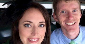 Stephanie y Justin Shuts, víctimas del atentado del aeropuerto.