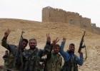 Exército de Al Assad retoma as ruínas históricas de Palmira