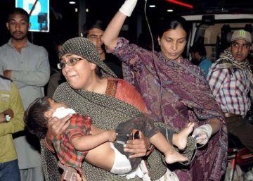 Brutal atentado en Lahore