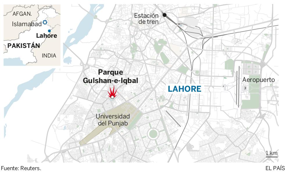 Más de 70 muertos en un atentado en la segunda mayor ciudad de Pakistán