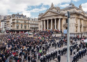 Nuevas redadas e interrogatorios en varios puntos de Bélgica