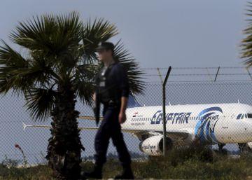 Una década de secuestros de aviones