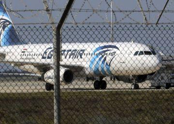Secuestrado un avión egipcio en un vuelo entre Alejandría y Cairo