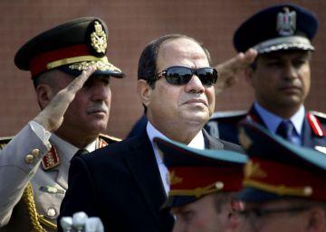 La guinda al invierno negro del mariscal Al Sisi