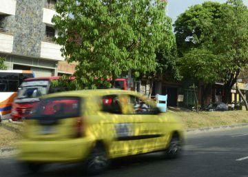 La 'cacería' de los taxistas contra Uber en Colombia