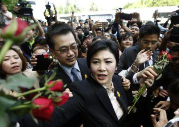 Tailandia juzga por corrupción a la primera ministra derrocada